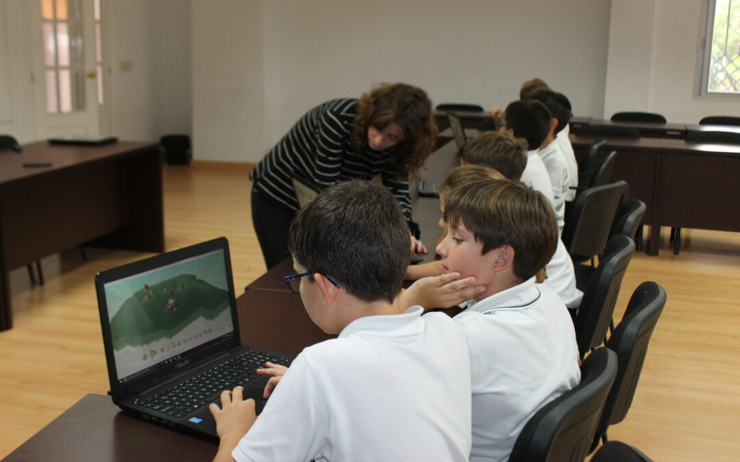PROGRAMMING AND ROBOTICS EXTRACURRICULAR ACTIVITIES THANKS TO OPTIMUS EDUCATION