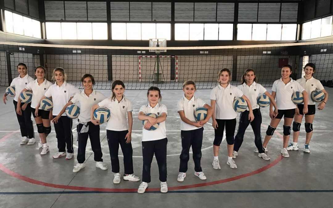 SUPER-EXCITING  VOLLEYBALL MATCH AT YAGO SCHOOL