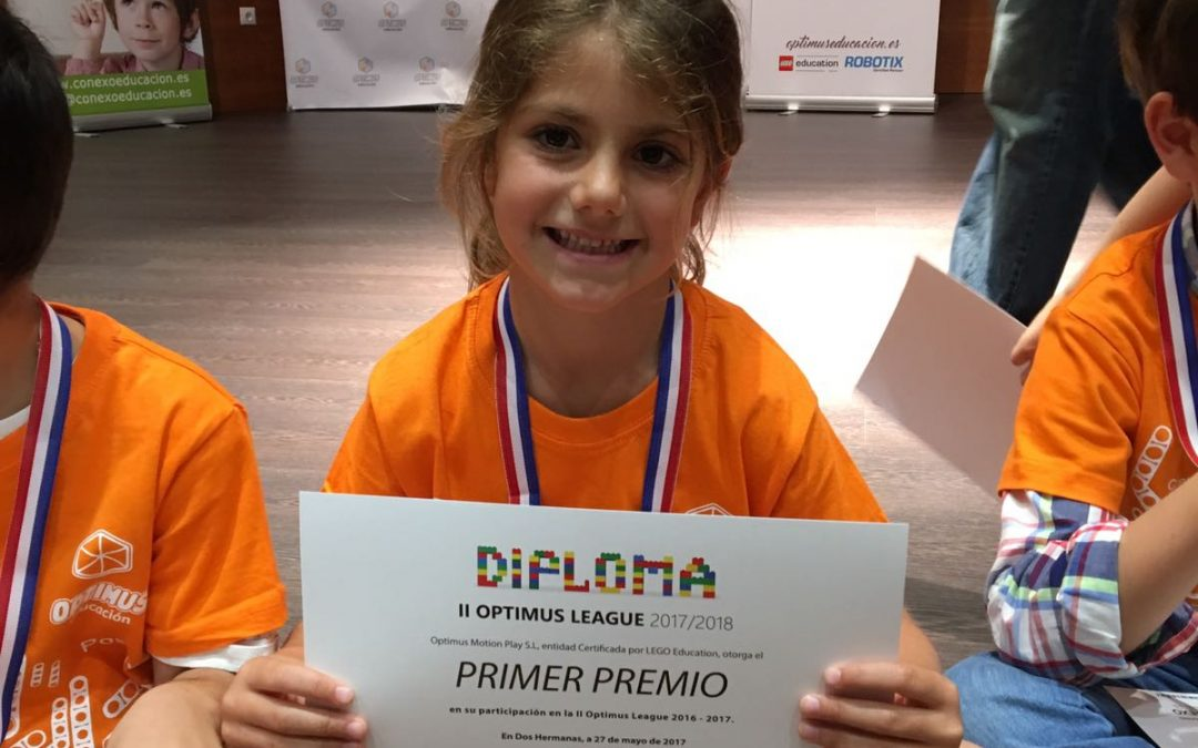 FIRST PRIZE IN THE OPTIMUS LEAGUE FOR YAGO SCHOOL
