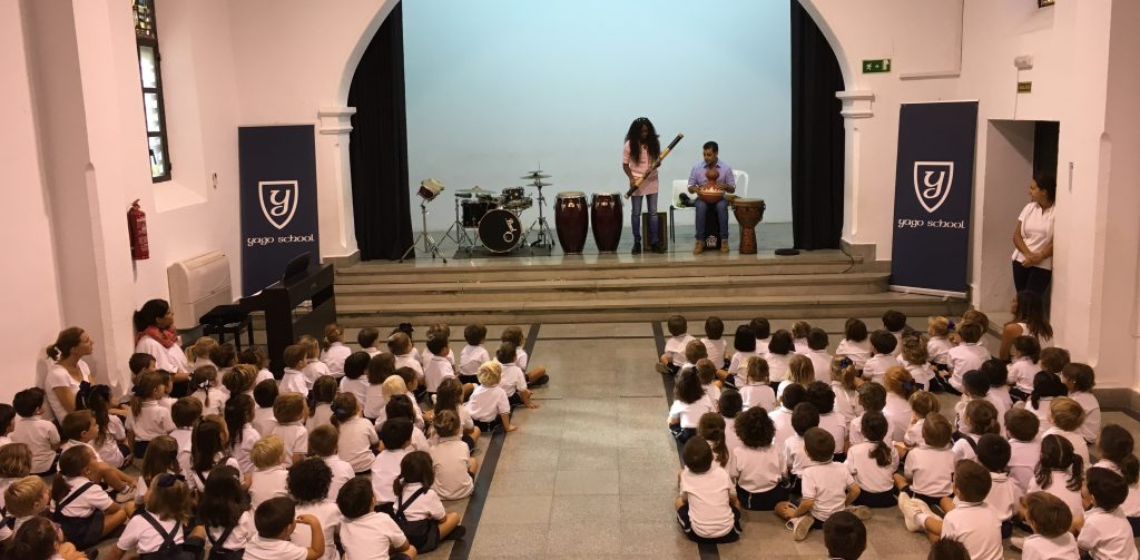 MUSIC ASSEMBLY IN INFANT EDUCATION