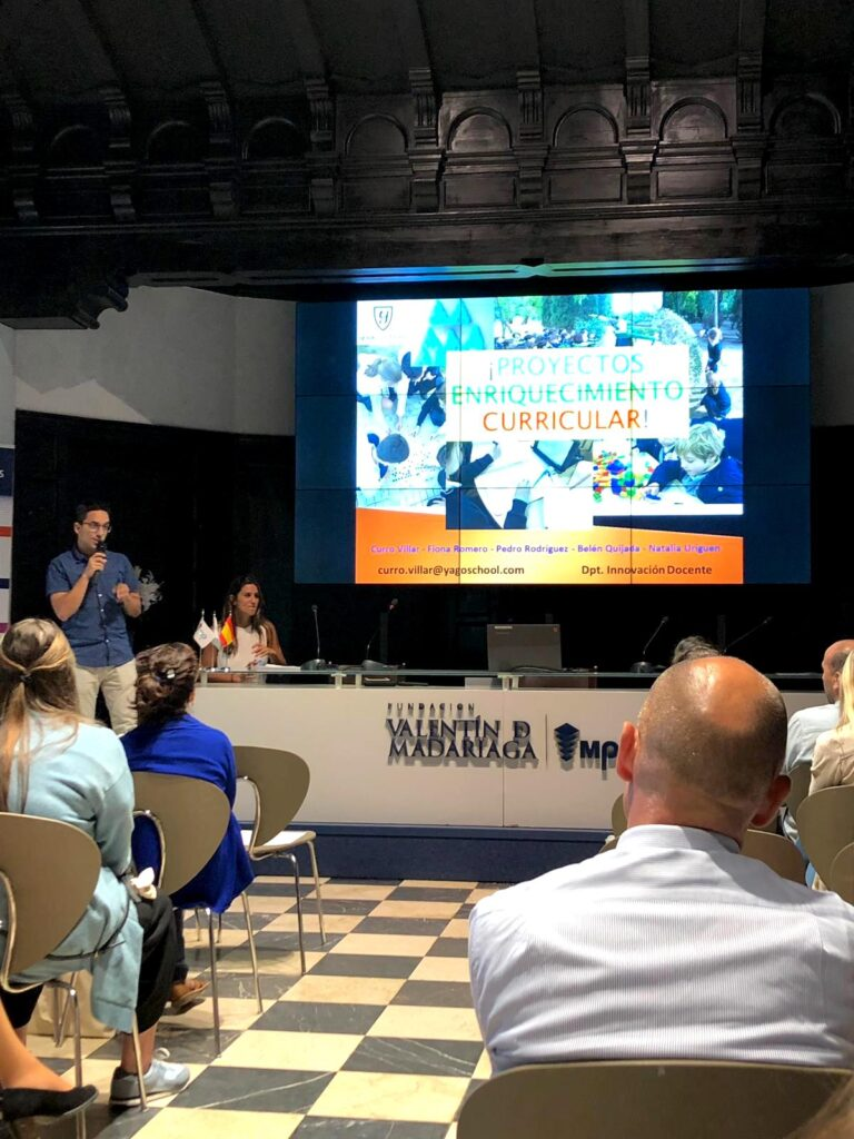 YAGO SCHOOL PARTICIPATED IN THE HIGH CAPACITY TRAINING DAYS