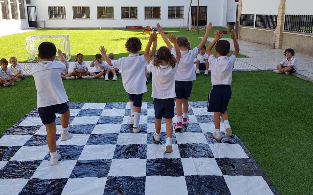 Chess in Infant 5