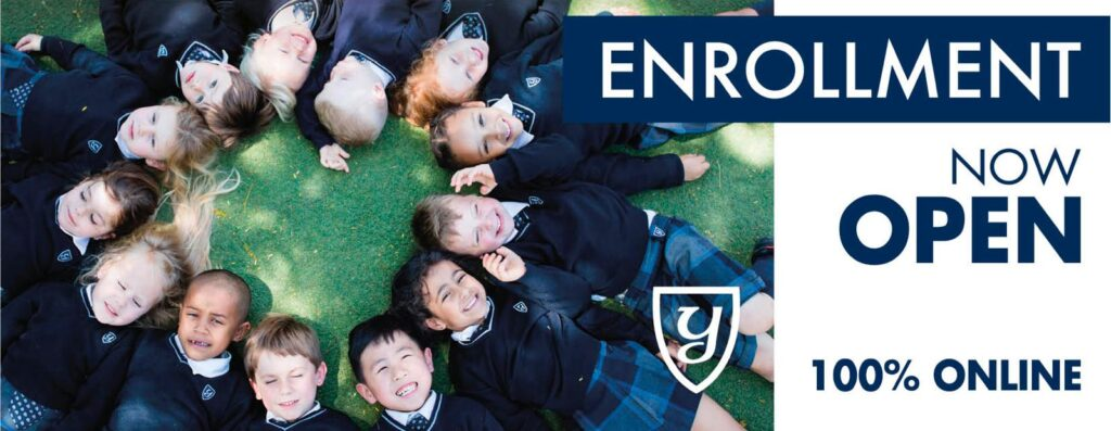 Enrollment now Open at Yago School