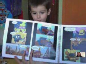 YAGO SCHOOL ONLINE IS FULL OF BOOKS AND EMBLEMATIC CHARACTERS