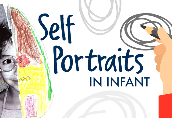 Art, creativity and expression in Infant