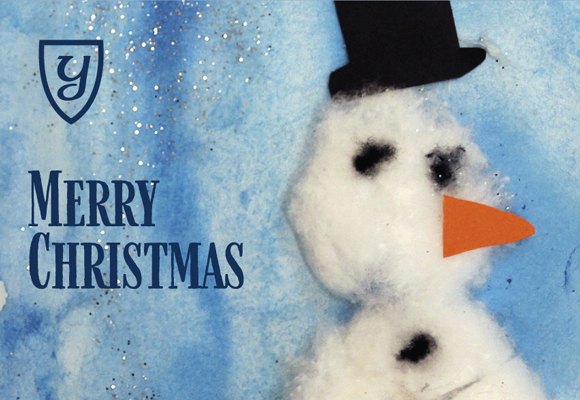 YAGO SCHOOL WISHES YOU A MERRY CHRISTMAS & A HAPPY NEW YEAR 2021