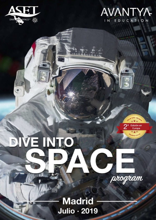 dive into space