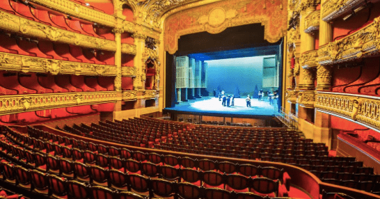 theater at home