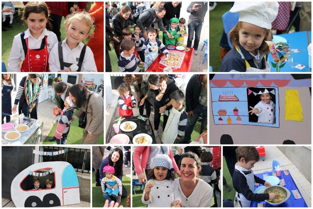 """THE END OF """"THE FOOD TRUCK FESTIVAL"""" CROSS-CURRICULAR INFANT PROJECT"""