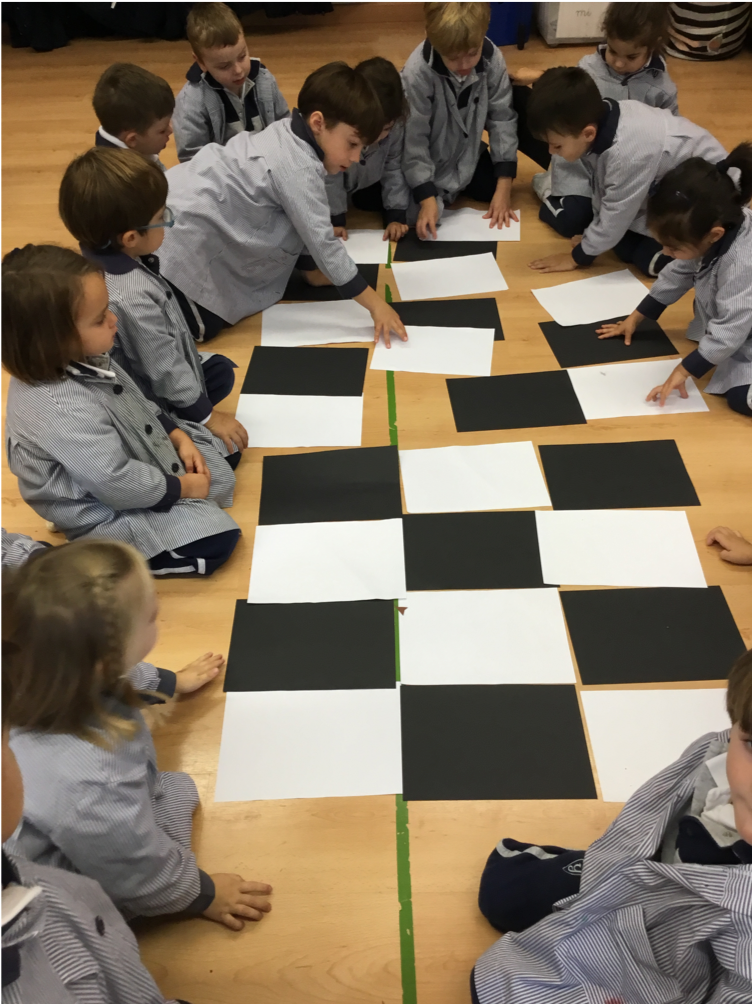 Chess is part of Maths in Yago School