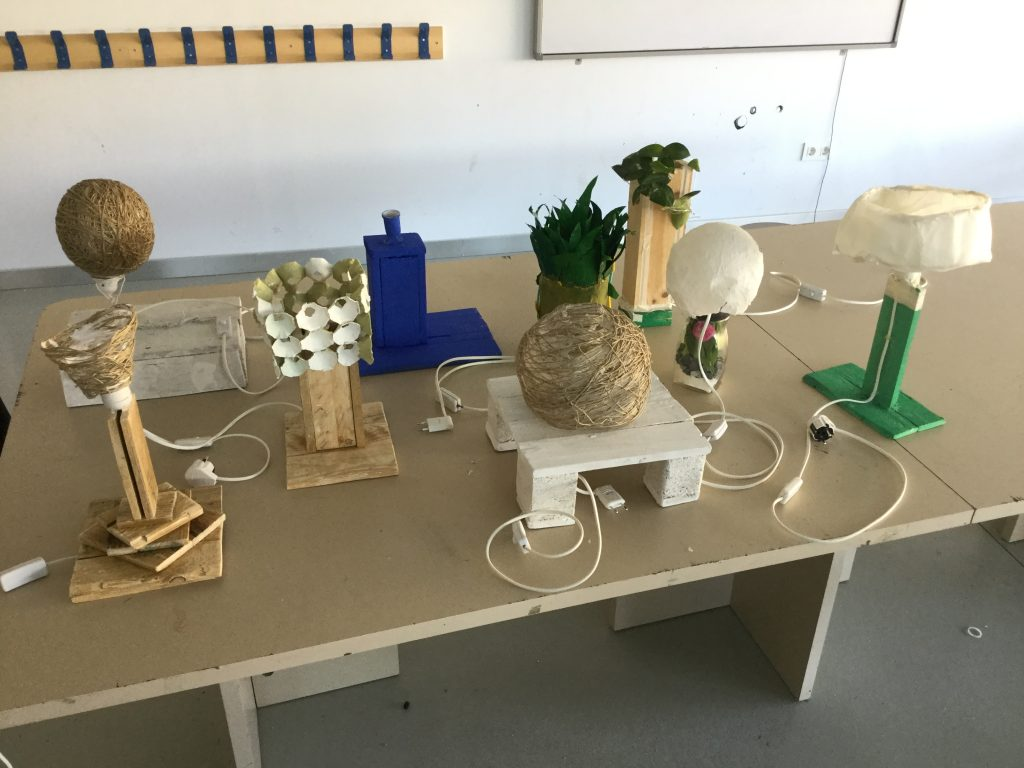 Technology: Lamp project videos