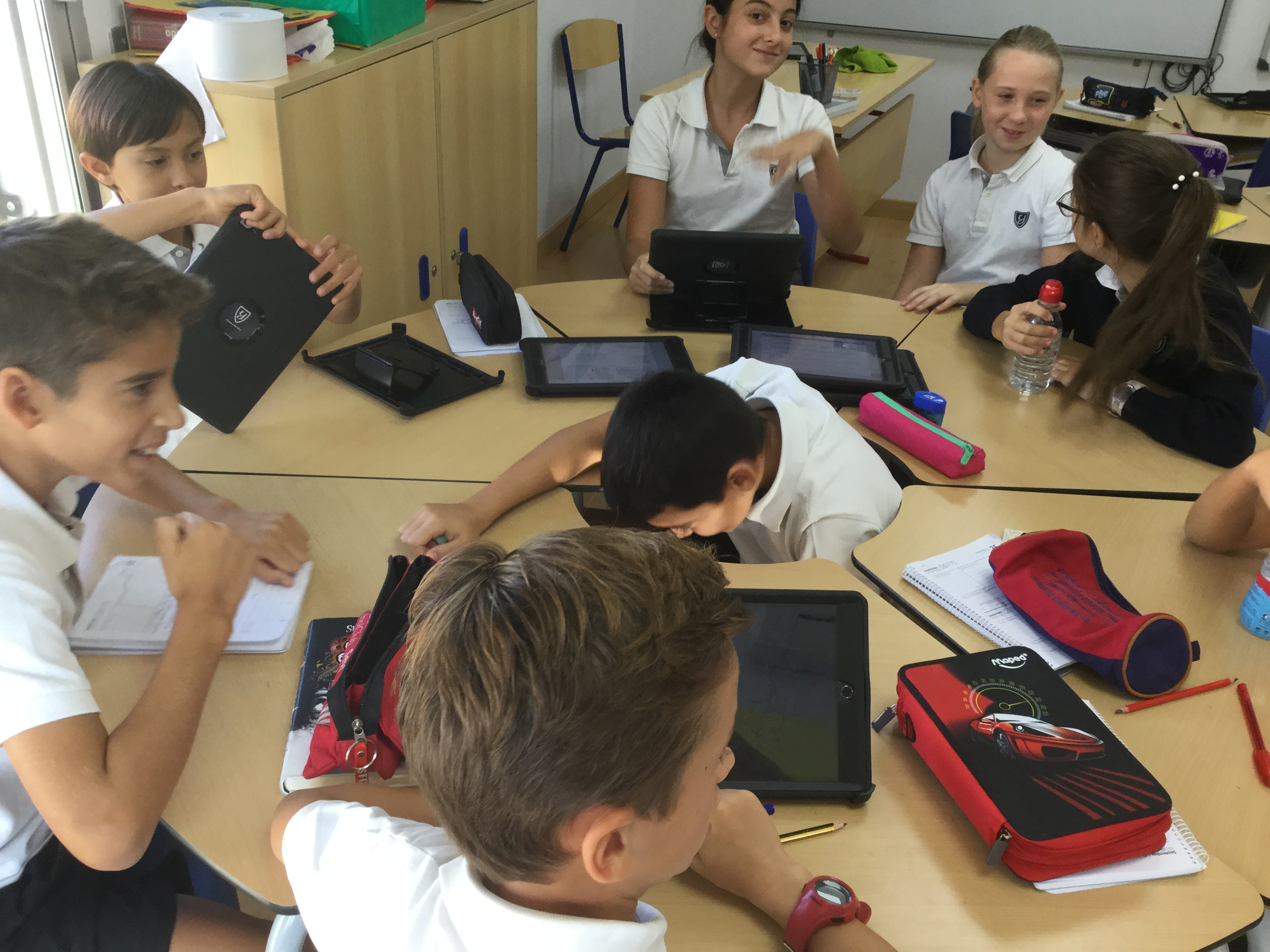 Self organised learning environment sessions in Natural Science