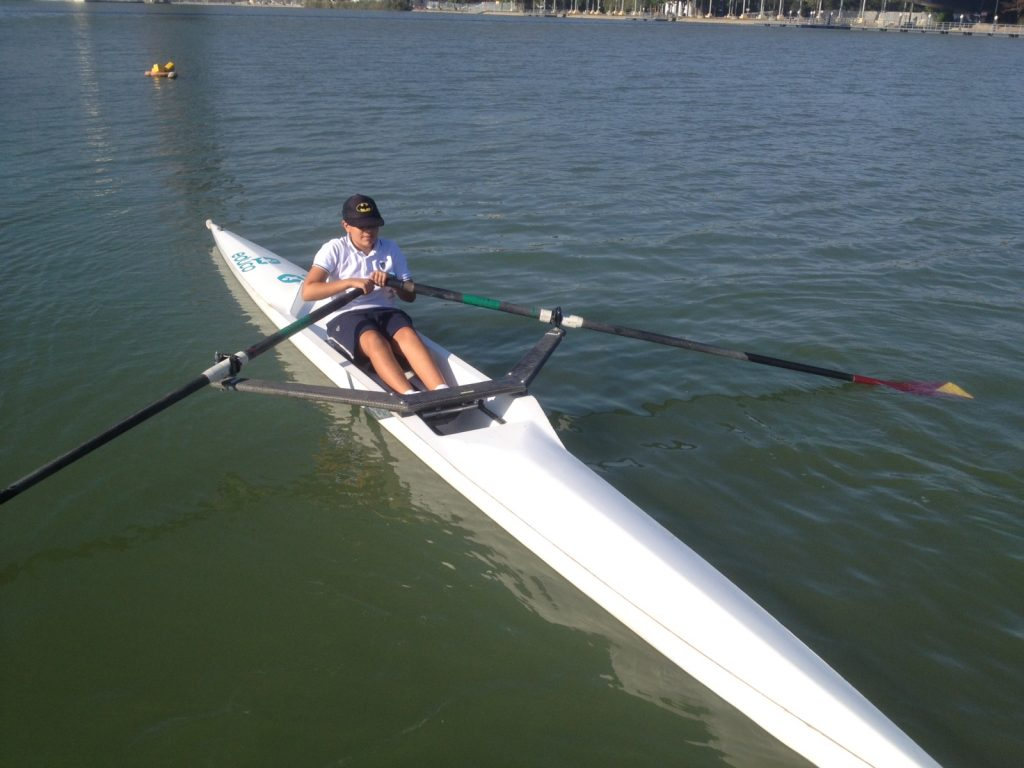 P.E.: Rowing in Secondary