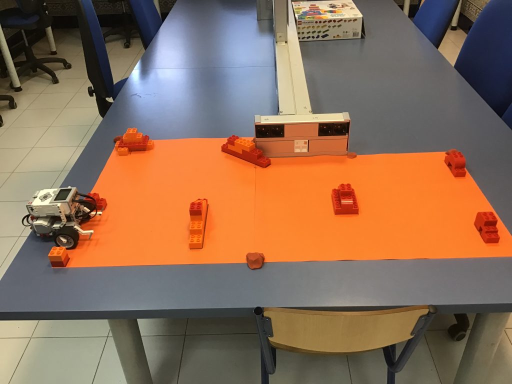 Robotics in Secondary 2: Space Exploration Project