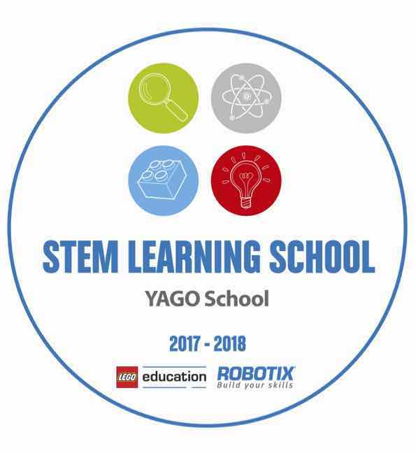 ACCREDITED AS A STEM LEARNING SCHOOL