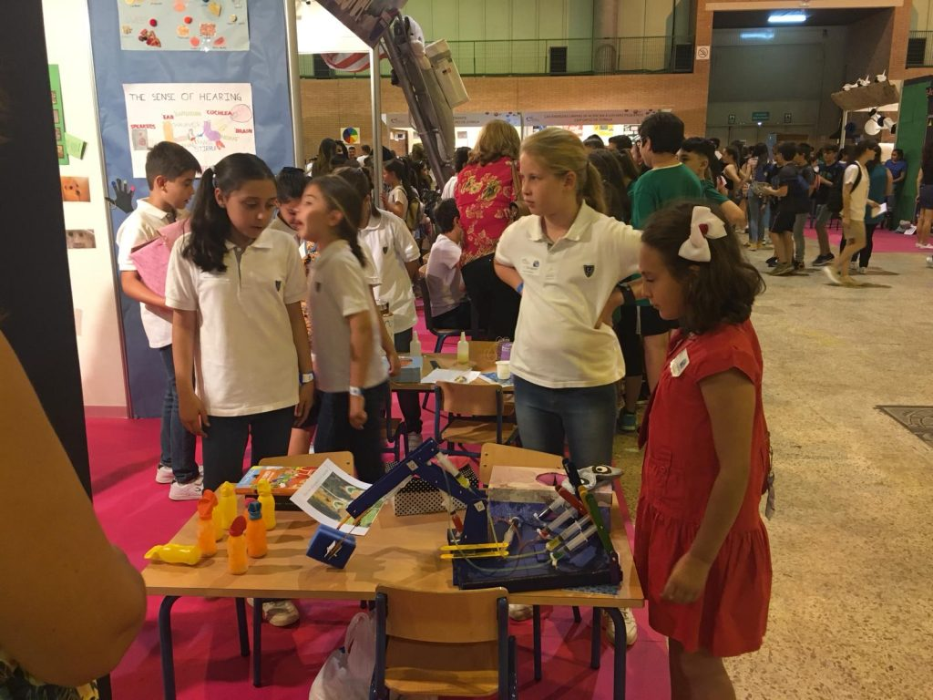 PARTICIPATION IN THE 17TH SCIENCE FAIR