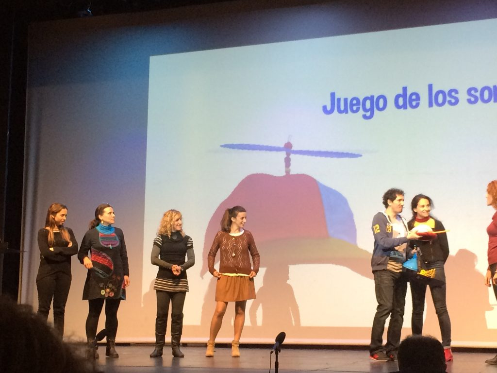 Yago teachers in the conference