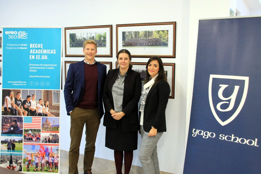 OUR PARTNER EPRO 360 PRESENTS OUR STUDENTS SOME ACADEMIC SCHOLARSHIPS IN THE UNITED STATES
