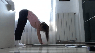 physical training at home