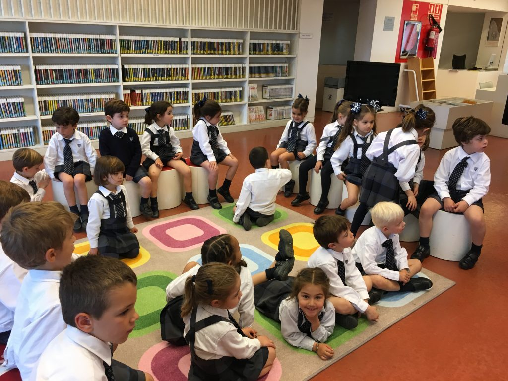 READING AND MAGIC OF BOOK WEEK 2018