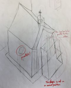 technical drawings at Yago