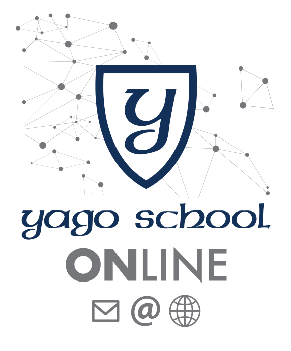 SEE YOU ON MONDAY WHEN YAGO SCHOOL ONLINE STARTS!